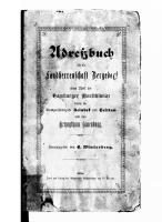 Adressbuch Bergedorf (Hamburg) 1896