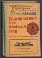 Adressbuch Oldenburg (Oldenburg) 1940